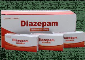 kop diazepam